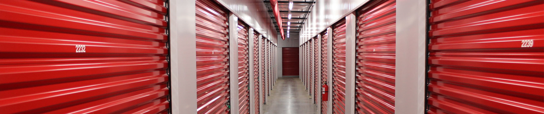 Interior Storage Units in Prior Lake MN
