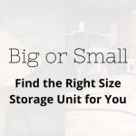 Small Storage Units Prior Lake MN